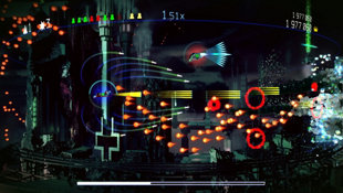 Resogun Screenshot 5