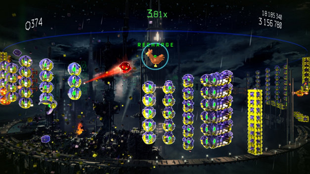 Resogun Screenshot 7