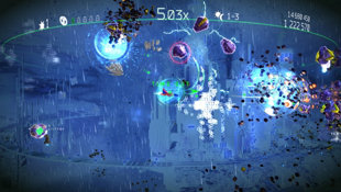 Resogun Screenshot 12