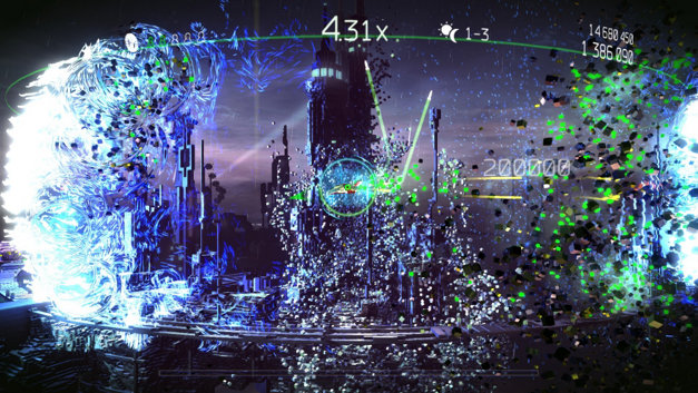Resogun Screenshot 13
