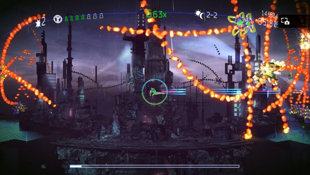 Resogun Screenshot 14