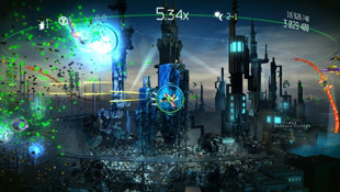 Resogun Screenshot 15