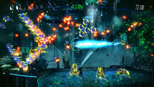 Resogun Screenshot 3