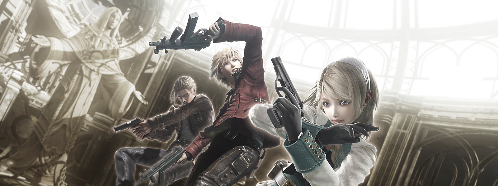 Resonance Of Fate 4k Hd Edition Game Ps4 Playstation