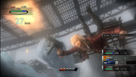 Resonance of Fate™ Trailer Screenshot