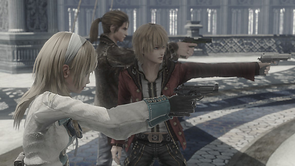 Resonance of Fate 4K/HD Edition screenshot