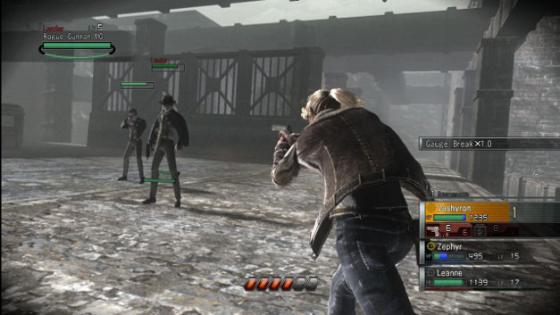 Resonance of Fate™ Screenshot 13