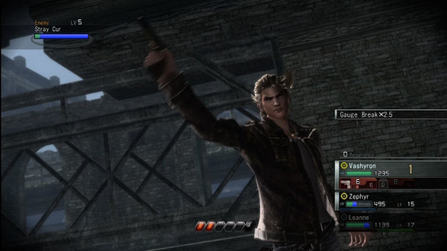 Resonance of Fate™ Screenshot 1