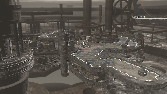 Resonance of Fate 4K/HD Edition - Screenshot INDEX