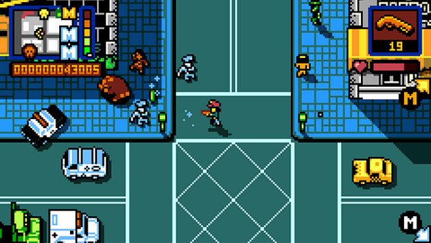 Retro City Rampage™ DX Screenshot 1