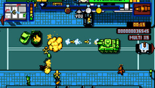 Retro City Rampage™ DX Screenshot 3
