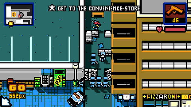 Retro City Rampage™ DX Screenshot 10