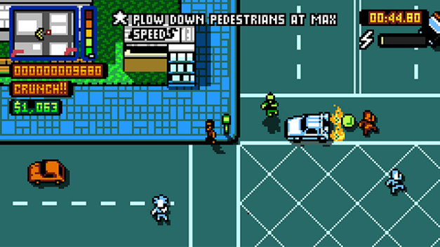 Retro City Rampage™ DX Screenshot 4