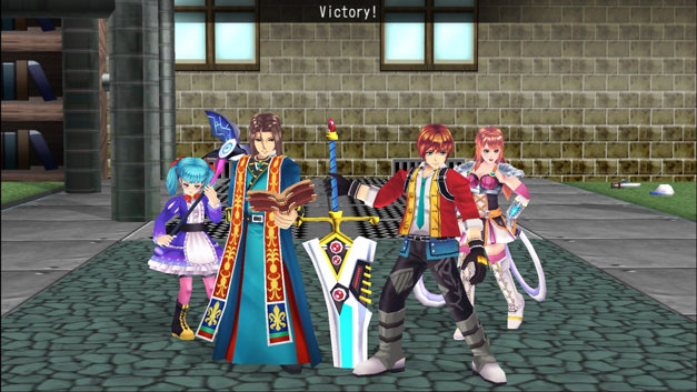 Revenant Saga Screenshot 4
