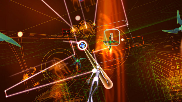 Rez Infinite Screenshot 1