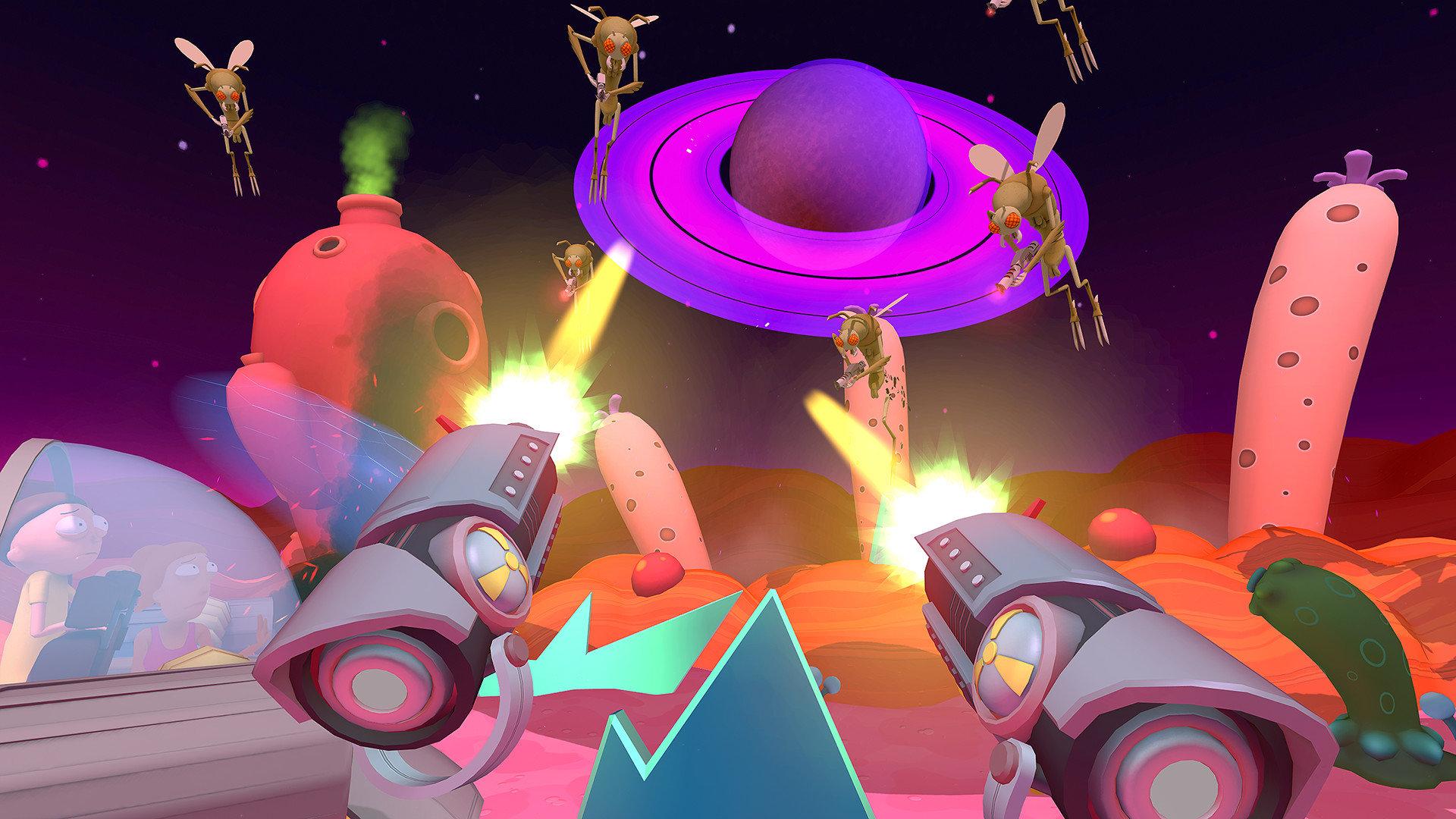 Rick and Morty: Virtual Rick-ality Game | PS4 - PlayStation