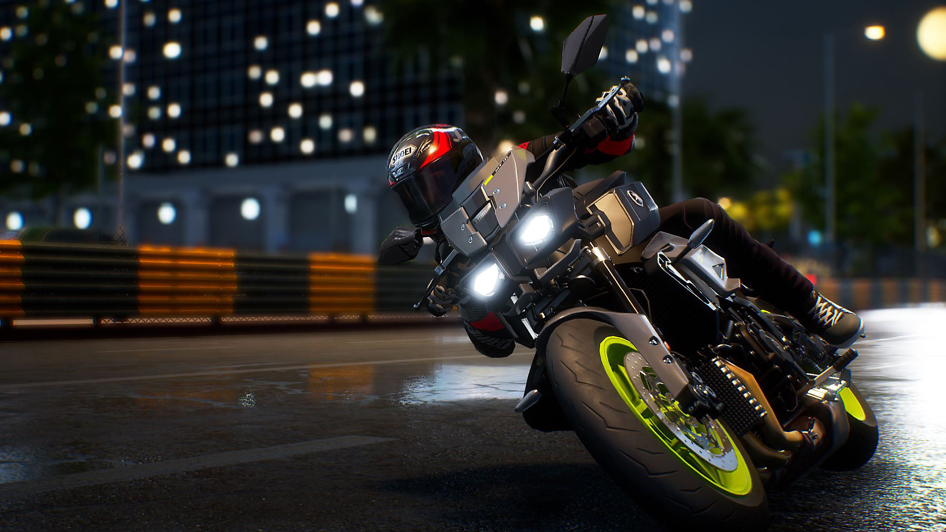 Captura de pantalla de Ride 3