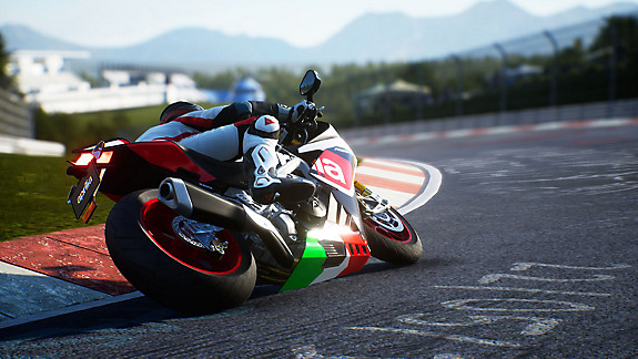 RIDE 3 - Screenshot INDEX