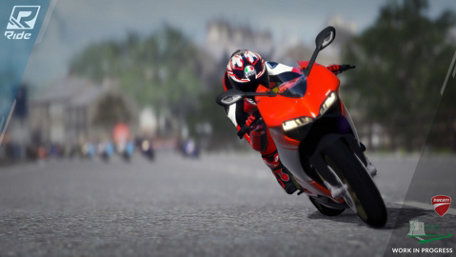 RIDE Trailer Screenshot