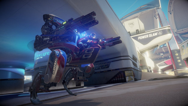RIGS Mechanized Combat League Screenshot 1