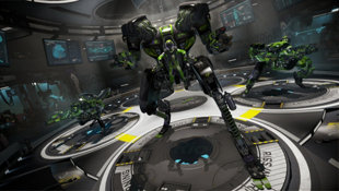 RIGS Mechanized Combat League Screenshot 2
