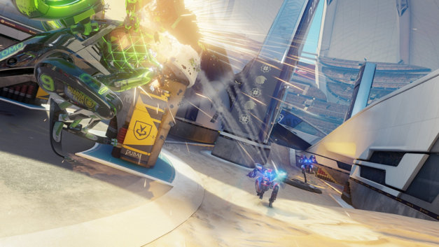 RIGS Mechanized Combat League Screenshot 7