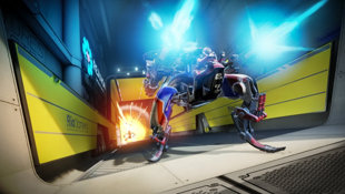 RIGS Mechanized Combat League Screenshot 8