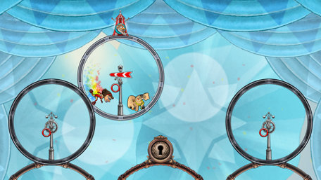 Ring Run Circus Trailer Screenshot