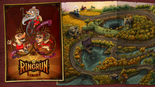 Ring Run Circus Screenshot 2