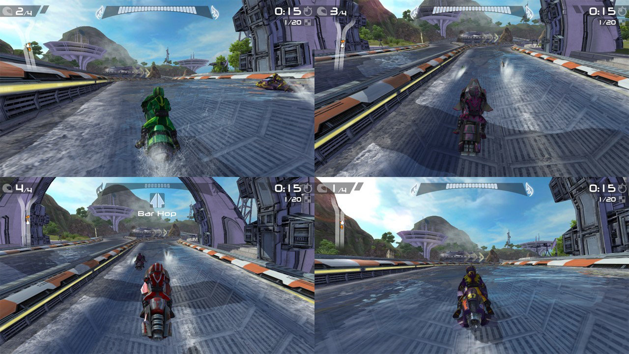 Delightful Riptide GP Renegade Is $1.99 Right Now In The US And Has The Bare  Essentials For Some Fun Couch Multiplayer Racing.