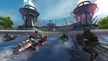 Riptide GP2 Trailer Screenshot
