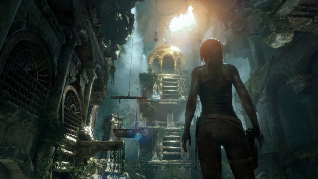 Rise of the Tomb Raider: 20 Year Celebration Screenshot 4