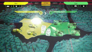 Risk® Urban Assault Screenshot 2