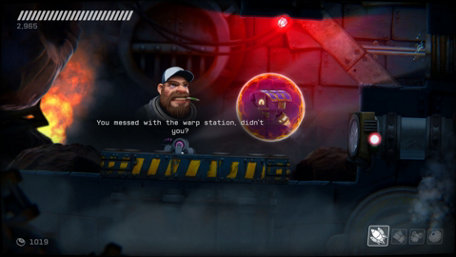RIVE Trailer Screenshot