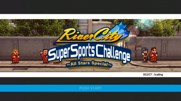 River City Super Sports Challenge ~All Stars Special~ Screenshot 1