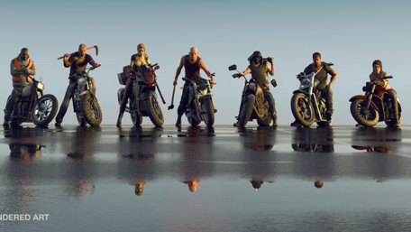 Road Rage Trailer Screenshot