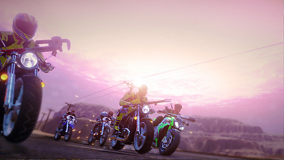 Road Redemption - Screenshot INDEX