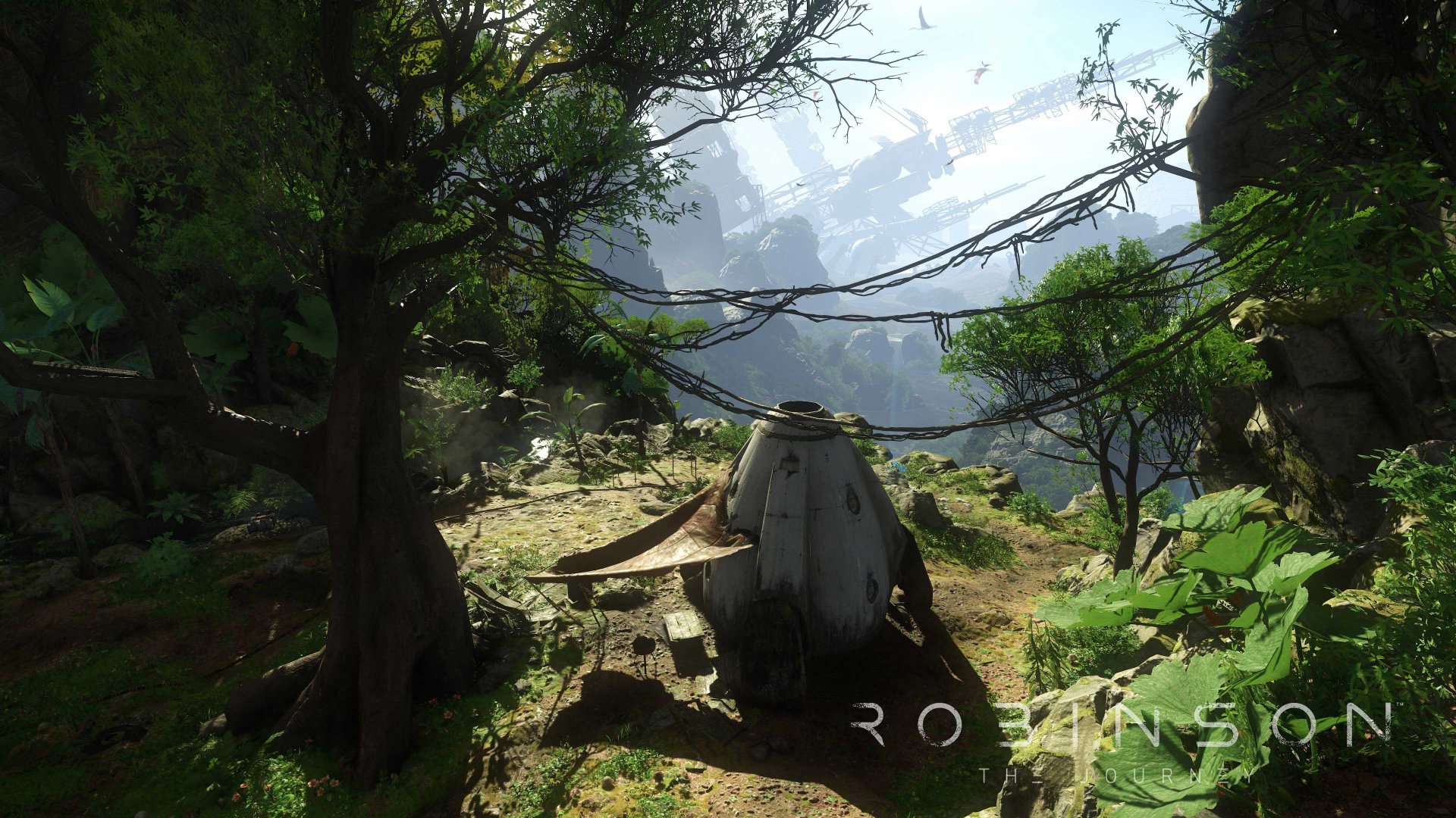 Robinson: The Journey Game | PS4 - PlayStation