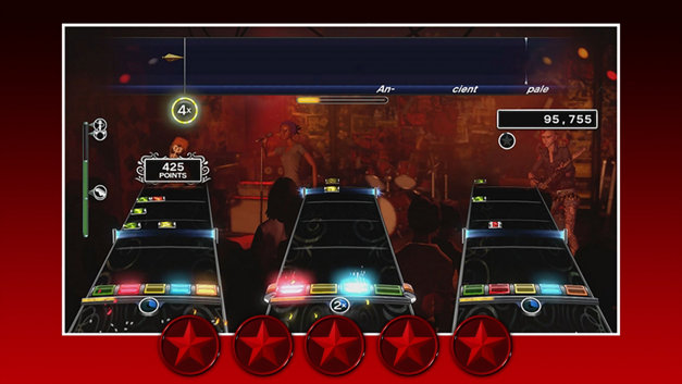 Rock Band Rivals Screenshot 1
