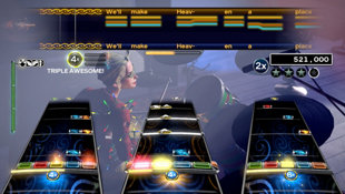 Rock Band Rivals Screenshot 2