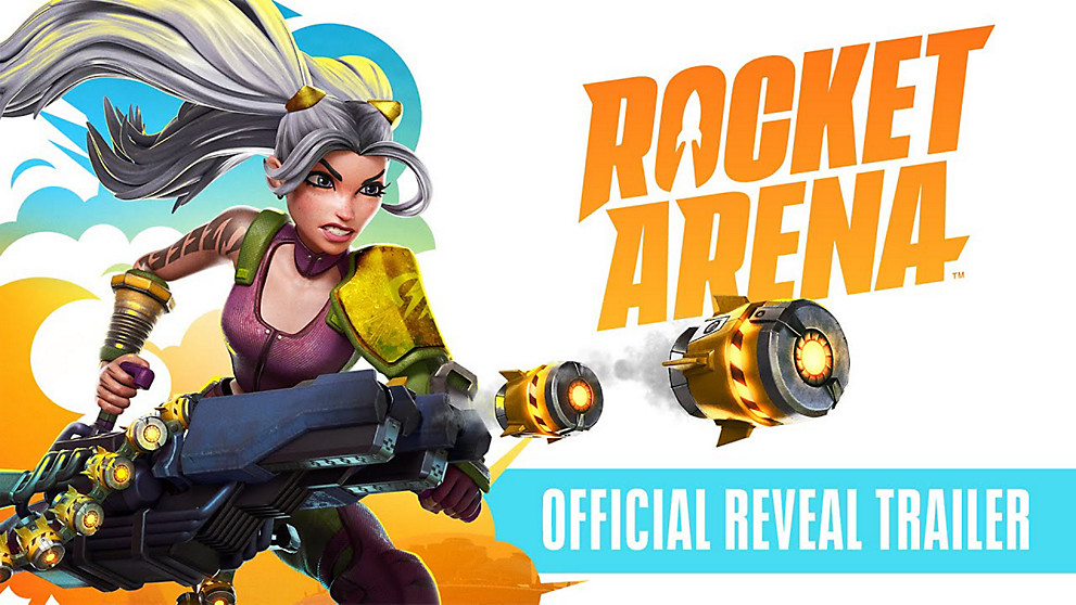Rocket Arena - Official Reveal Trailer | PS4