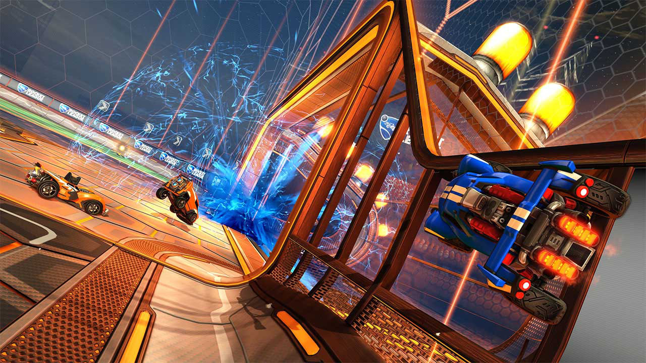 (PS4) Rocket League: Ultimate Edition (RALL/ENG)