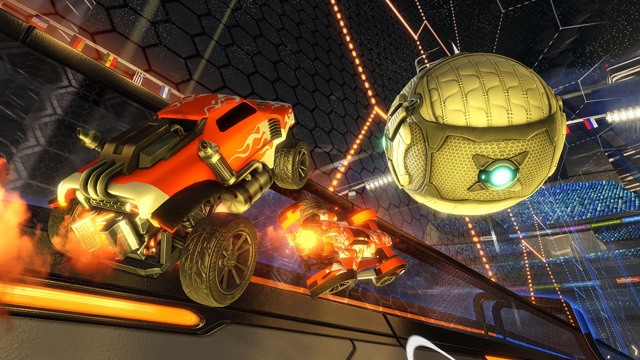 Rocket League Game | PS4 - PlayStation