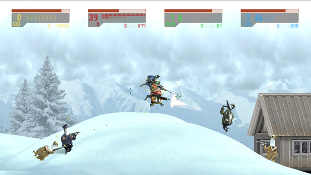 Rocketbirds 2: Evolution Screenshot 7