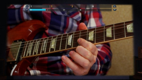 Rocksmith® 2014 Edition Trailer Screenshot