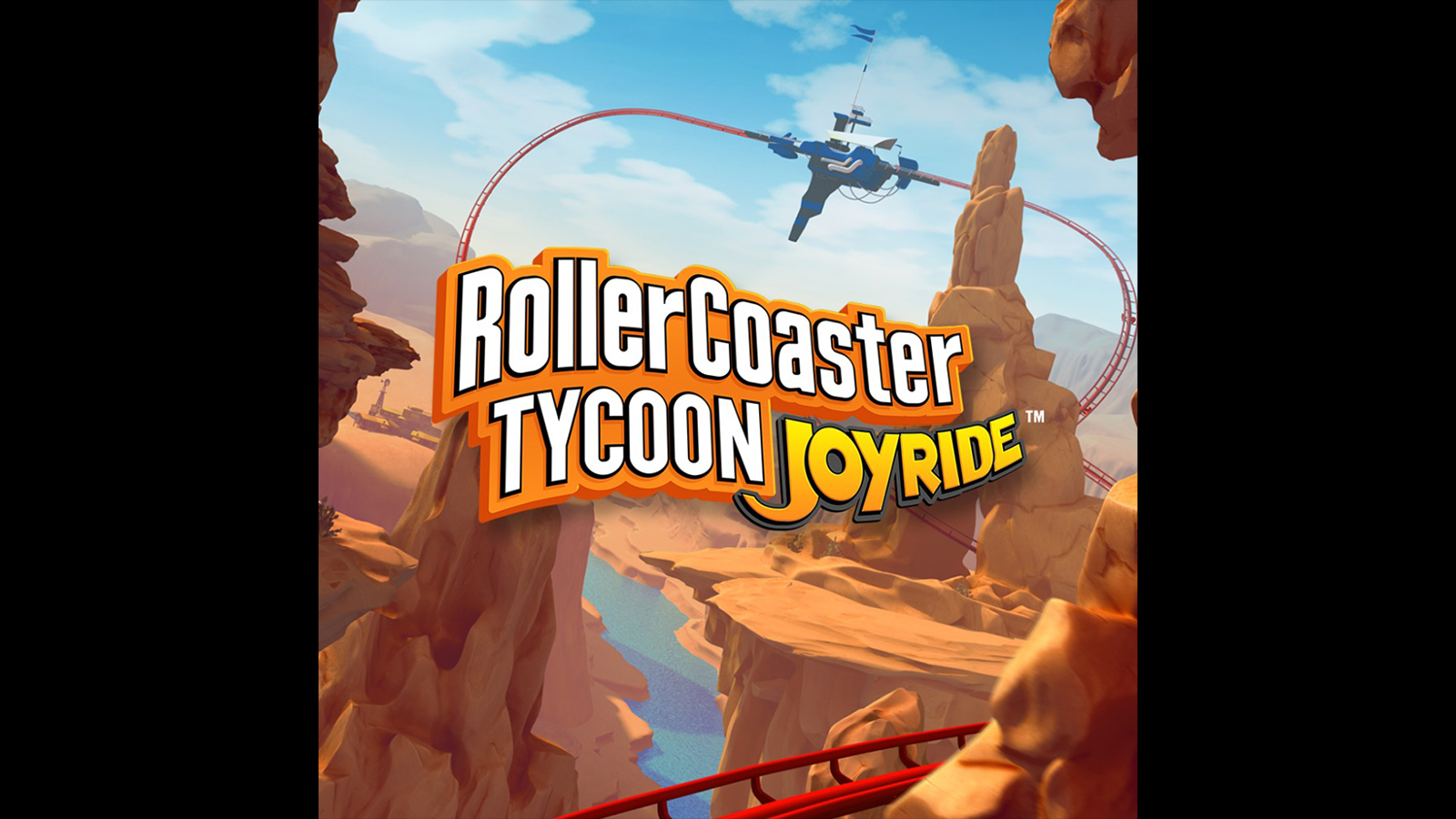 Rollercoaster Tycoon Joyride Game | PS4 - PlayStation