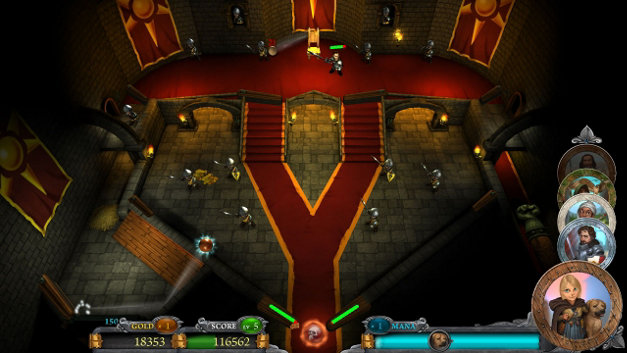 Rollers of the Realm Screenshot 4