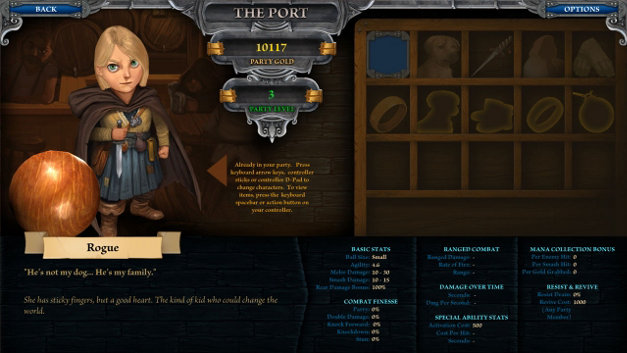 Rollers of the Realm Screenshot 1