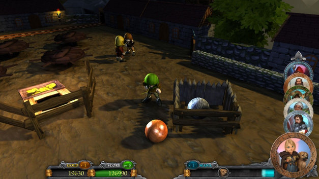 Rollers of the Realm Screenshot 10