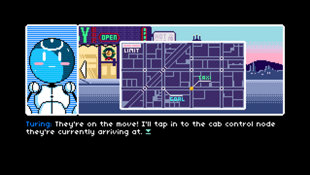 Read Only Memories Screenshot 5